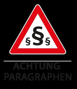 Achtung Parapraphen