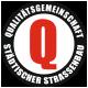 Qualitätsgemeinschaft Städtischer Straßenbau e.V. (QGS) Logo
